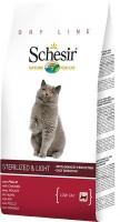Schesir Sterilized and Light облегченный сухой корм для кошек