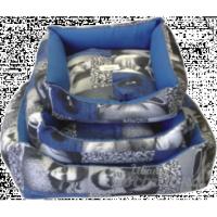 CLP «Стоун» квадратная лежанка для собак и кошек