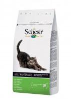 Schesir Maintenance сухой корм для кошек (с ягненком)