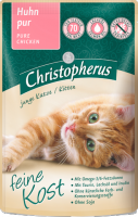 Консервы Christopherus пауч Птица (для котят)