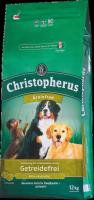 Сухие корма Christopherus Беззерновой Корм для собак, Утка + Картофель