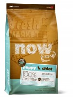 NOW Natural. Fresh Puppy Large Breed Recipe Grain Free