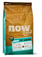 NOW Natural. Fresh Adult Large Breed Recipe Grain Free