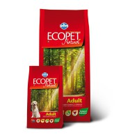 Farmina ECOPET NATURAL для собак MINI (кура)