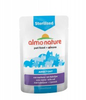 Almo Nature Functional Sterilised with Code