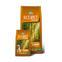 Farmina ECOPET NATURAL для собак MINI (ягненок)