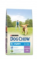 Purina Dog Chow Puppy&Junior Lamb