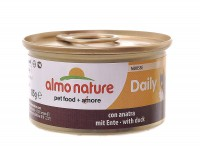 Almo Nature Daily Menu Mousse Duck