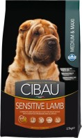 Farmina сухой корм для собак Cibau Sensitive Lamb Medium & Maxi