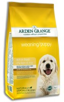 Arden Grange Weaning/Puppy – rich in fresh chicken