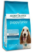 Arden Grange Puppy/Junior – rich in fresh chicken