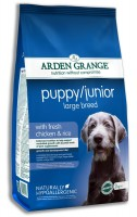 Arden Grange Puppy/Junior Large Breed – with fresh chicken and rice