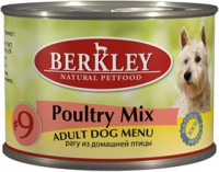 Berkley Adult Poultry Mix