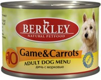 Berkley Adult Game&Carrots