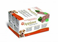 Applaws Dog Pate MP Fresh Selection-Turkey, beef, ocean fish