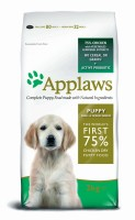 Applaws Dry Dog Chicken Small & Medium Breed Puppy