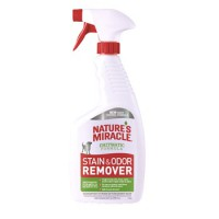 8in1 Nature's Miracle Dog Stain&Odor Remover Spray. Универсальный уничтожитель пятен и запахов для собак, спрей
