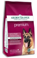 Arden Grange Premium – rich in fresh chicken