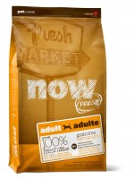 NOW Natural. Fresh Adult Recipe Grain Free