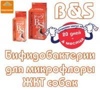 B&S - бифидобактерии для собак