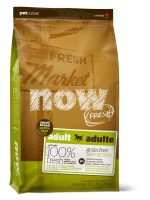 NOW Natural. Fresh Small Breed Adult Recipe Grain Free