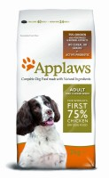 Applaws Dry Dog Chicken Small & Medium Breed Adult