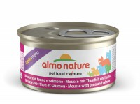 Almo Nature Daily Menu Mousse Tuna and Salmon