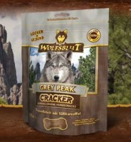 Wolfsblut Крекеры для собак с мясом бурской козы и бататом Cracker Grey Peak