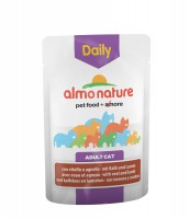 Almo Nature Daily Menu Cat Veal and Lamb