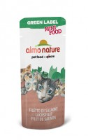 Almo Nature Green Label Mini Food Salmon Fillet