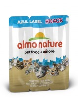 Almo Nature Azul Label Snack Cat Chicken