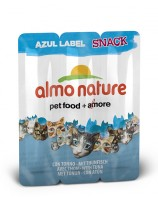 Almo Nature Azul Label Snack Cat Tuna