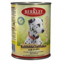 Berkley Puppy Rabbit & Oatflakes