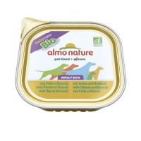 Almo Nature Bio Daily Menu Chicken&Brocolli