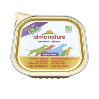 Almo Nature Bio Daily Menu Chicken&Potatoes