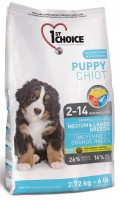 1st Choice Puppy Medium&Large Breeds