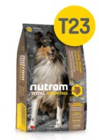 Nutram T23 Total Grain Free Turkey, Chicken & Duck Dog Food