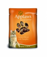 Applaws Cat Chicken & Pumpkin pouch