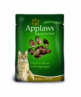 Applaws Cat Chicken & Asparagus pouch