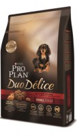 "Pro Plan ""Duo Delice Small Breed"" для собак мелких пород с говядиной и рисом"