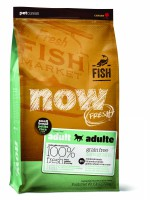 NOW Natural. Fresh Small Breed Recipe Fish Grain Free 27/17