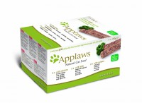 Applaws Cat Pate MP Chicken, Lamb & Salmon