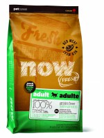 NOW Natural. Fresh Small Breed Recipe Red Meat Grain Free 27/17