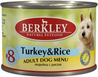 Berkley Adult Turkey&Rice