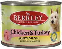Berkley Puppy Chicken&Turkey