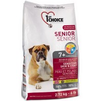 1st Choice Senior Sensitive Skin&Coat