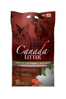 Canada Litter Scoopable Litter с ароматом лаванды