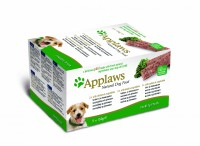 Applaws Dog Pate MP Country Selection-Chicken, Lamb, Salmon