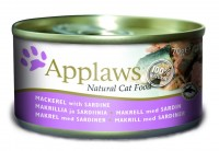 Applaws Cat Mackerel & Sardine