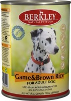 Berkley Game & Brown Rice